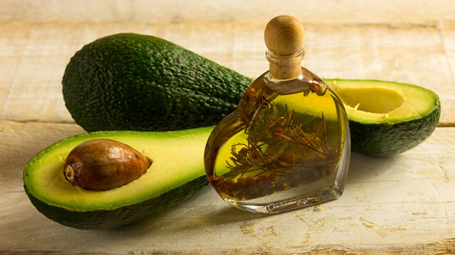 avocado oil source of niacin