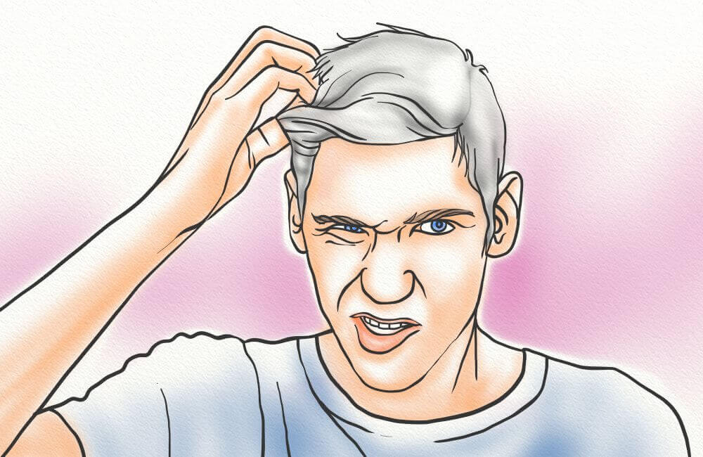The Truth About Your Itchy Scalp And Hair Loss 5 Big Causes