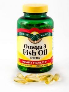 fish oil 2 ways it can help re grow hair after 5 months