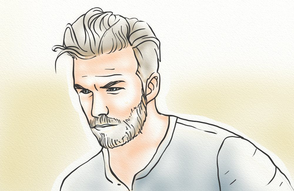 David Beckham's hair looks great now but how much did it cost him?