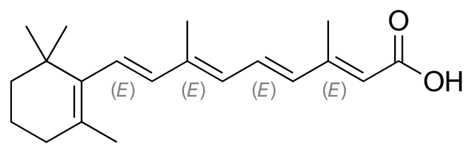 tretinoin structure